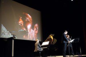 "Concert ""Ennio Morricone"" - Ciné-Trio (piano, violon, hautbois) @ Temple de Port Royal"