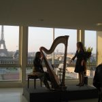 Duo harpe chanteuse lyrique soprano